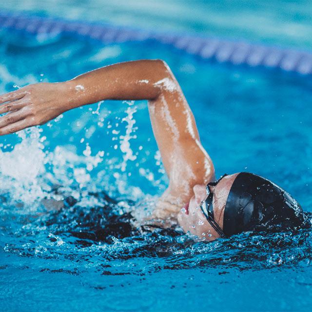 Das Sportbad in der Wasswelt Langenhagen