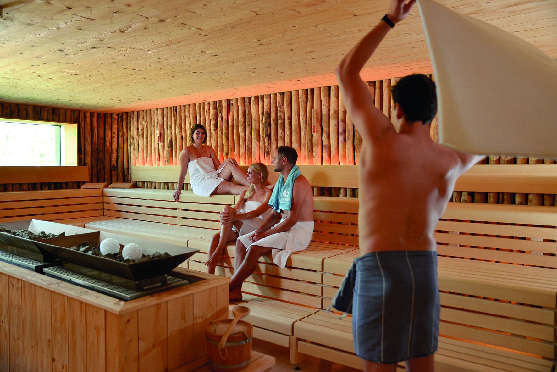 Sauna - Wasserwelt Langenhagen