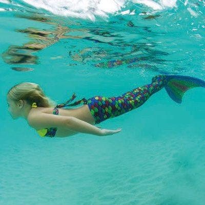 Mermaid-Kurs